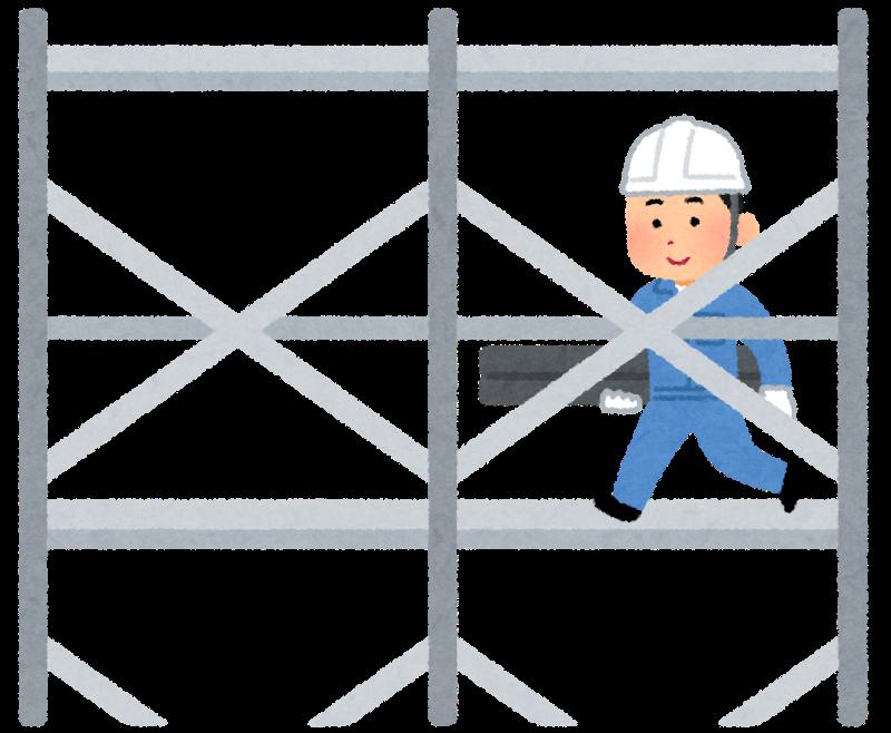 【和歌山市】外壁塗装で欠かせない足場の重要性!|和歌山リフォームと屋根外壁塗装専門店