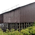 清水寺 改修工事