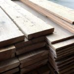 足場材 木材 中古