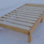 足場板 ベッド diy